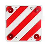MOLCAR Panel Reflector Trasero para señalización...